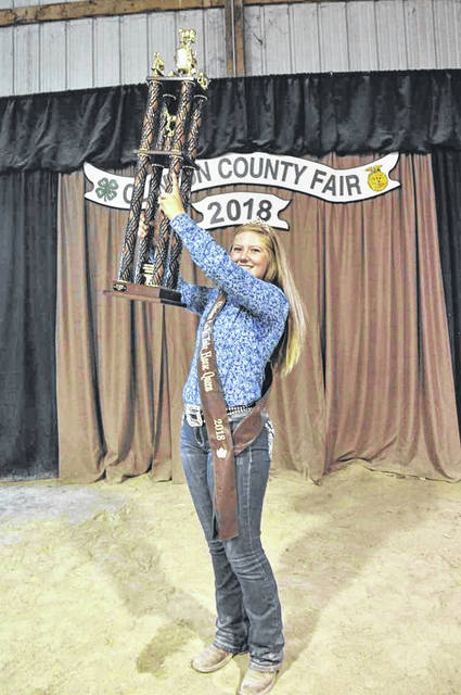 The 2018 Tony Grapevine Showman of Showmen winner is Korie Kile.