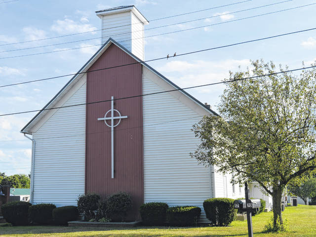 "Lees Creek United Church of Christ is at 57 Cox Road. Its mission: ""We are called to worship God, follow Jesus, be kind and love one another."" For more information, visit the Facebook page @LeesCreekUnitedChurchofChrist."
