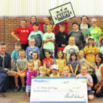 Peoples Bank donates to Kids & Company