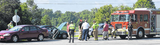 3 vehicles involved in Thursday acccident - Wilmington News