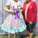 Allemang is tops in Ohio for Intermediate Active Sportswear