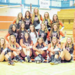 Persinger notes senior leadership for WHS volleyball