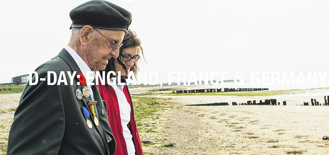 The Wilmington College-hosted trip will include a visit to Normandy and include the 75th anniversary observance of D-Day.