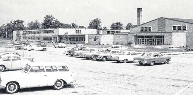 This photo is believed to have been taken in 1966. Do you recognize any of the cars? What memories does this photo bring back to you? Let us know at info@wnewsj.com .