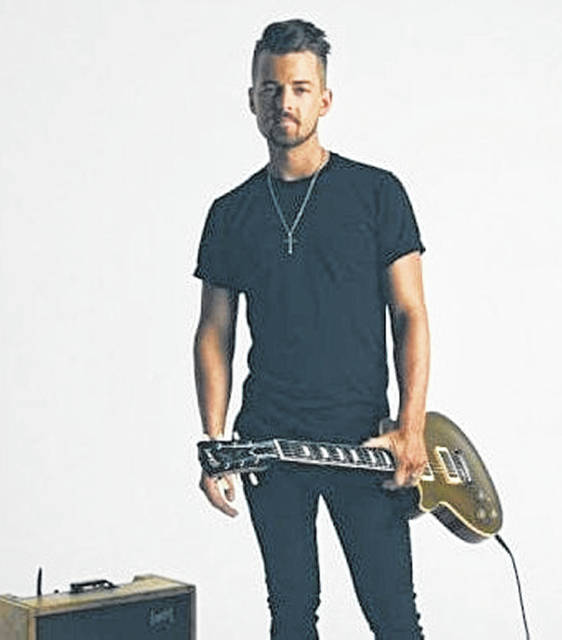 Chase Bryant will be featured at a Dec. 7 concert celebrating Ohio Farm Bureau's 100th anniversary.