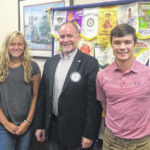 Rotary honors EC, CM students