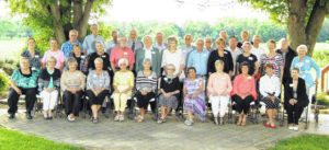 WHS Class of 1968 has 60th reunion
