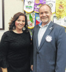 Rotary learns about local United Way